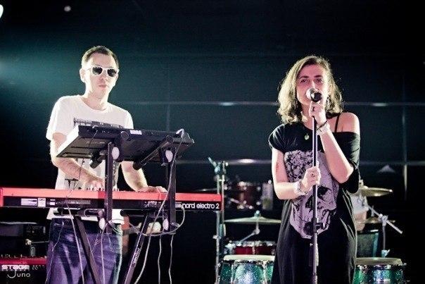 Единственный концерт Acid Cool