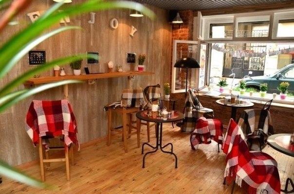 Топ-5 кафе Петербурга для некурящих