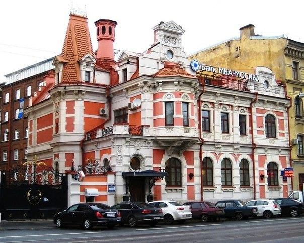Самые красивые особняки Петербурга