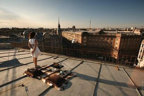 Топ-7 мест для романтических свиданий в Петербурге