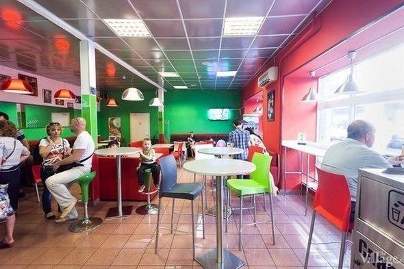 Где недорого поесть в Петербурге