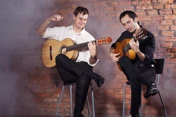 Вечер испанской гитары с дуэтом Paseo