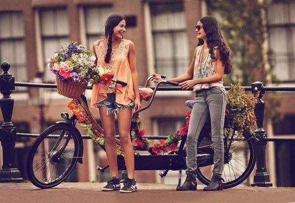 Велосипеды напрокат: 7 адресов в Петербурге