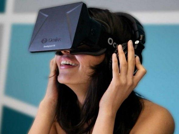 В Антикафе Свободное время пройдёт очередной тест-драйв очков виртуальной реальности Oculus Rift