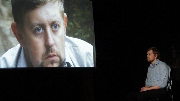 Премьера спектакля театра ТРУ «Нет дороги назад»