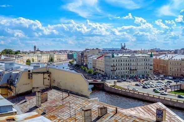 Экскурсионные прогулки по крышам
