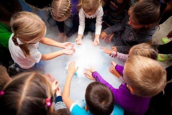 «День Науки» в «Детском Клубе» МЕГИ!