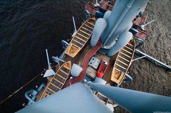 Корабли-музеи Петербурга