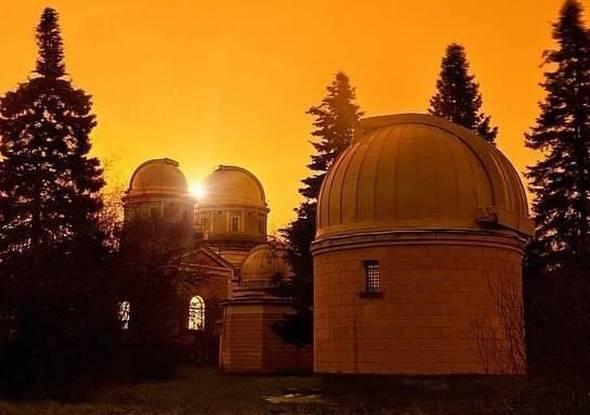 Где посмотреть на звездное небо в Петербурге