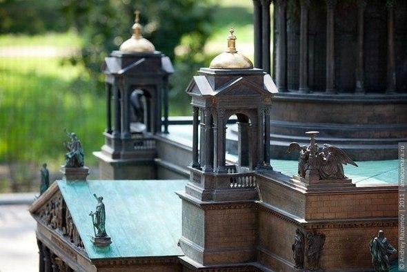 Три места в Петербурге, где можно увидеть мир в миниатюре