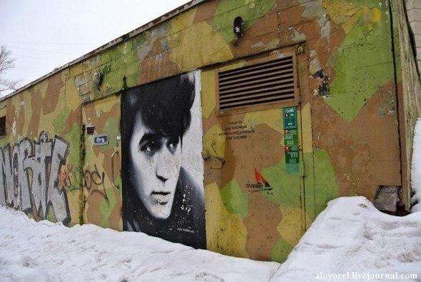 Прогулка по парадоксальной Петроградке