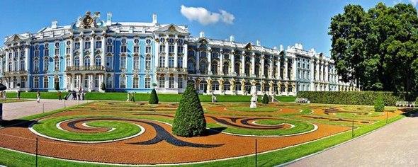 Маршрут на один день по красивому городу — Пушкин