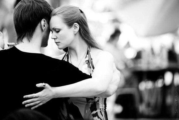 Открытый урок аргентинского танго