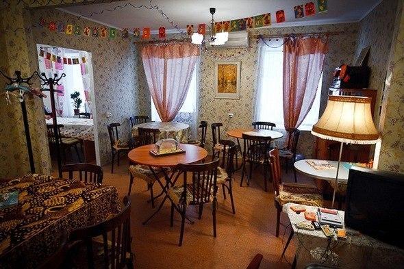Чай и ностальгия: 5 мест с ретро-атмосферой в Петербурге