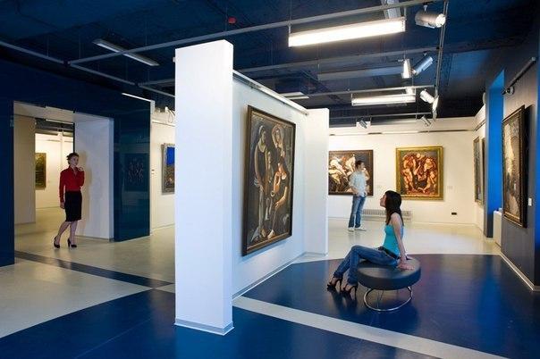 Музеи и галереи, которые работают вечером: