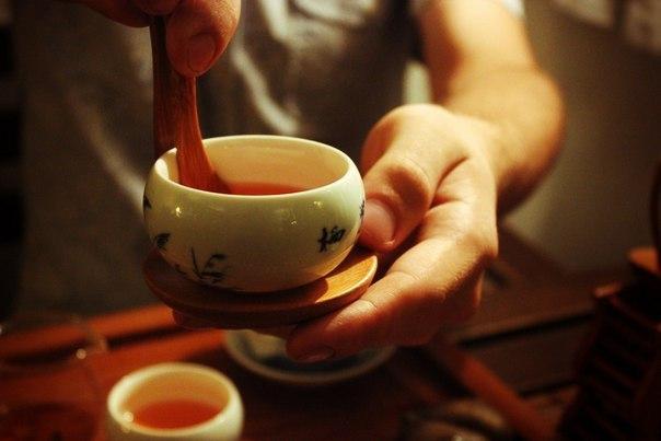 Чайная церемония в кальянном пространстве Кухня