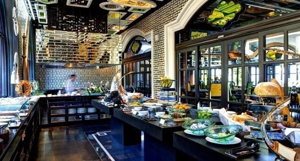 Топ-5 ресторанов со шведским столом