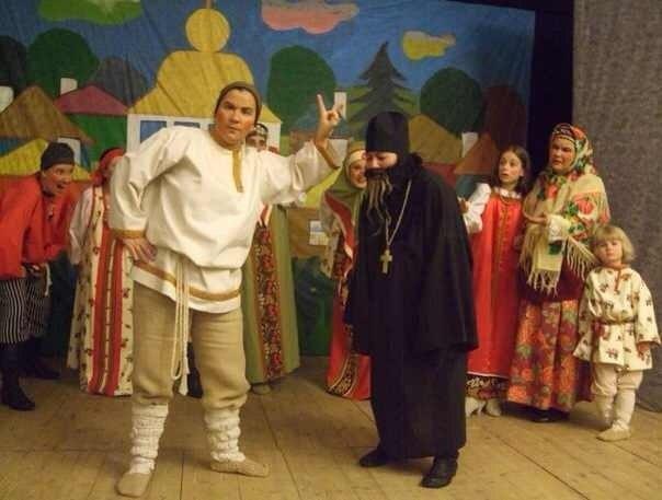Детские спектакли театра «Не-кабуки»