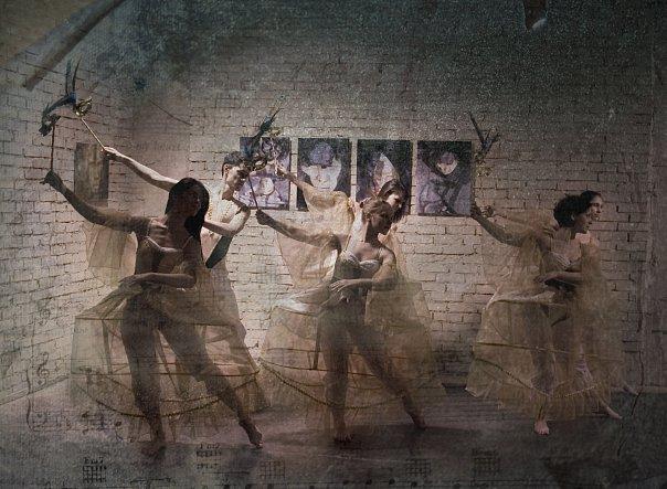 Искренний и чувственный Модерн от Анны Климаковой в танцевальной школе Храпкоff