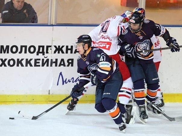 Чемпионат МХЛ