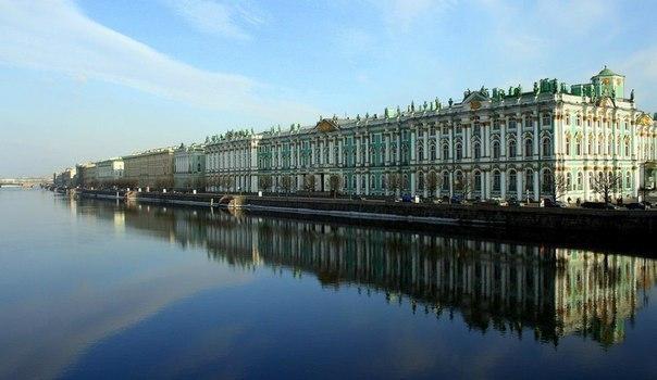 Петербург за один день