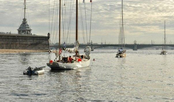 Классическая яхта Куба. Прогулки на выходных