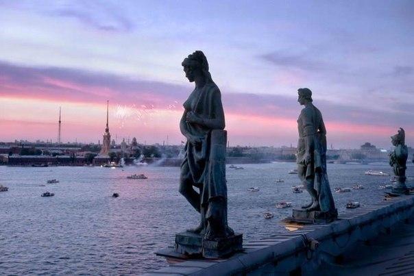 4 лучших смотровых площадок Санкт-Петербурга