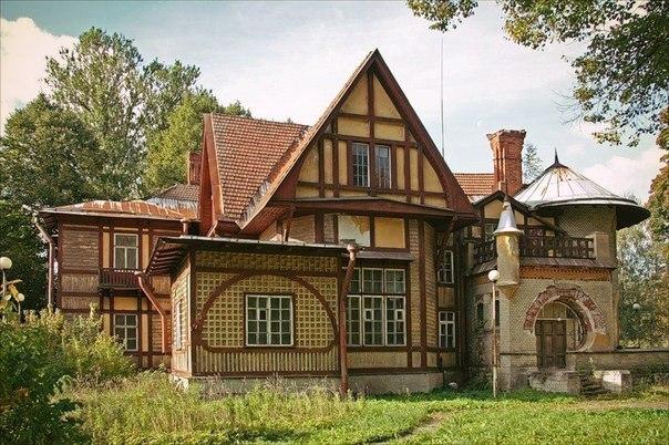 Дом гениальной авантюристки