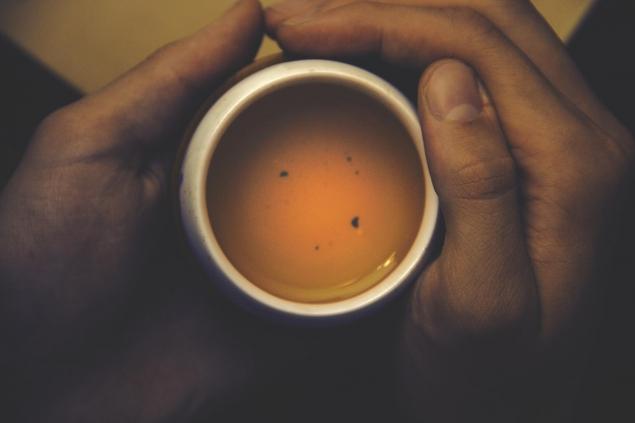 Чайная церемония в Свободном пространстве Типичный Питер
