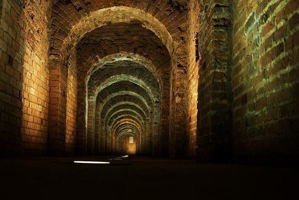 Подземные ходы Петербурга