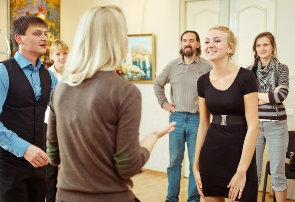 Бесплатное пробное занятие по ораторскому искусству