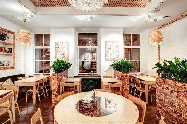 ТОП-5 заведений Петербурга, где можно попробовать Подвешенный кофе