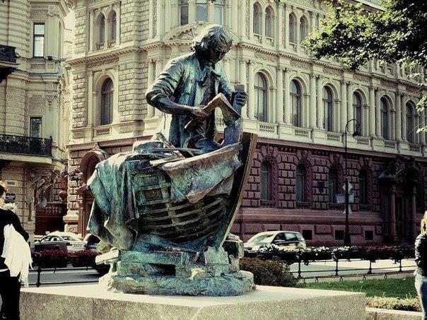7 волшебных мест Петербурга