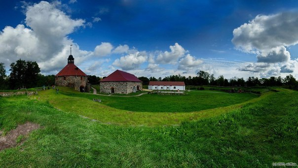 Топ 5 музеев-заповедников Ленинградской области