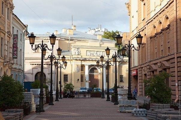 Необычные улицы Петербурга