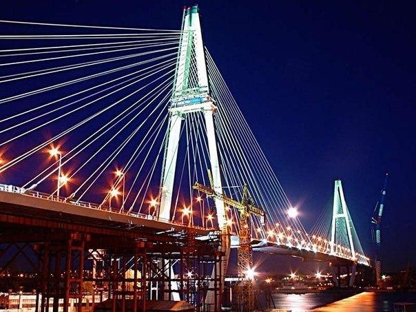 Самые-самые мосты Петербурга