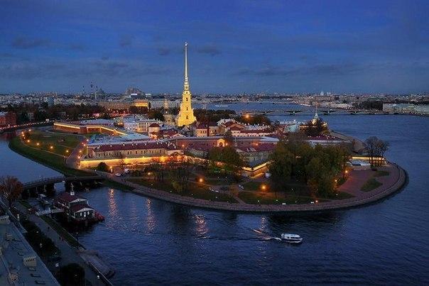 Необычные достопримечательности Петропавловской крепости