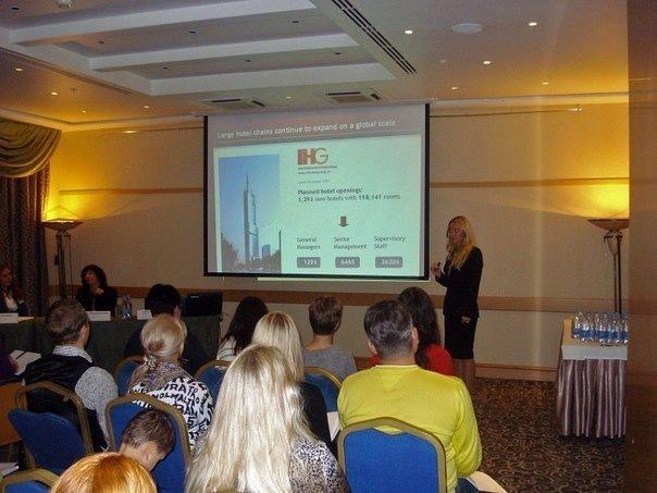 Презентация швейцарских институтов гостиничного бизнеса Glion и Les Roches