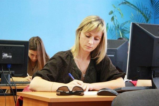Тренинг письменной речи