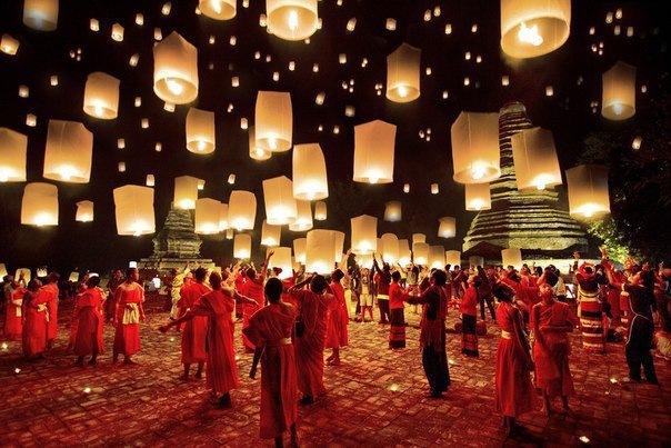 «Китайский Новый год - Праздник фонарей»
