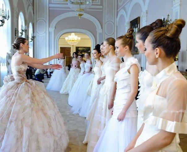 Первая свадебная выставка Санкт-Петербурга 2014 года