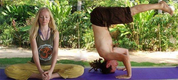 «Введение в йогу» в йога-центре Шамбо