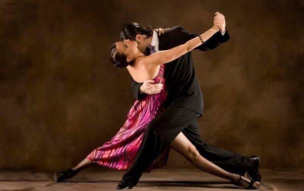 Открытый урок по Аргентинскому танго