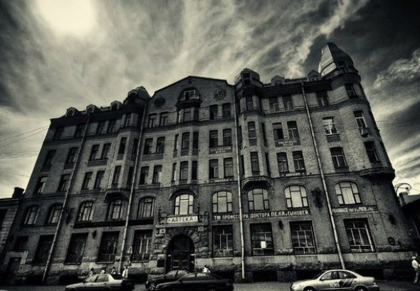 Экскурсия Мистический Петербург