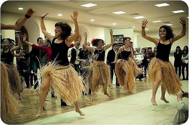 Открытые уроки по Afro-Dance