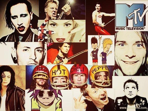 Cover Party Поколение MTV
