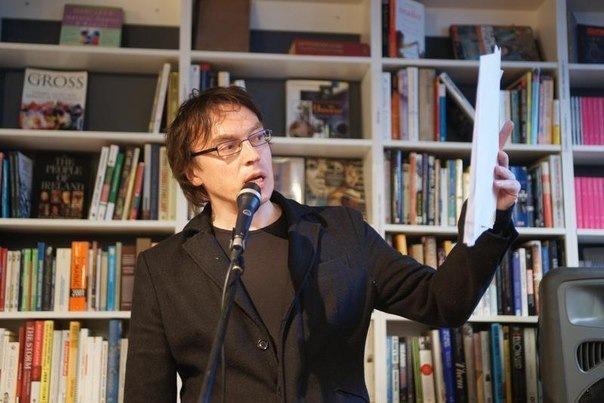 Творческий вечер поэта Дмитрия Воденникова в центре «Антон тут рядом»...