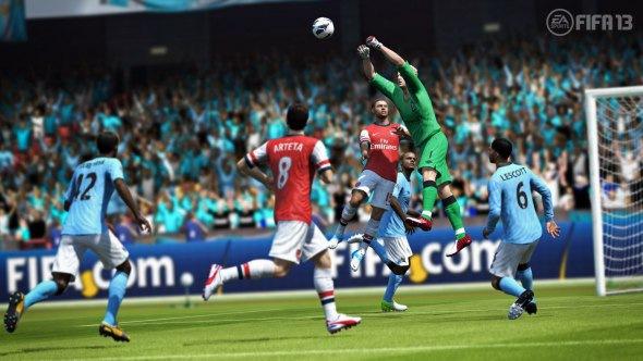 Турнир по FIFA на X-box
