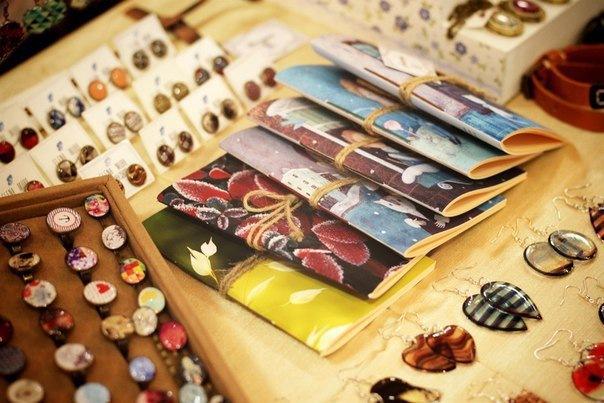 Атмосфера творчества от Hand Made Bazar