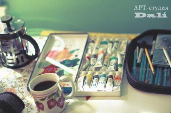 Курс живописи маслом